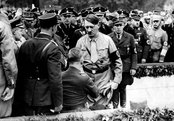 Adolf Hitler at the 1933 RPT