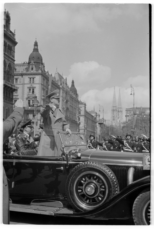 Adolf Hitler in Vienna