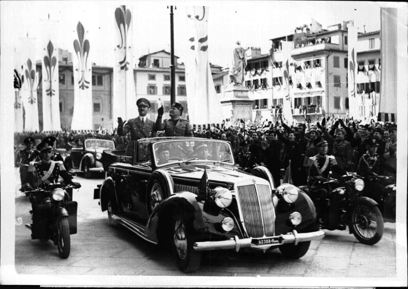Hitler in Florenz