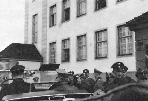 Adolf Hitler in Mühldorf am Inn